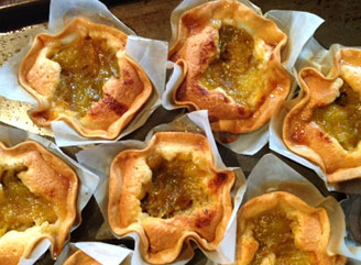 greengage-and-almond-tarts